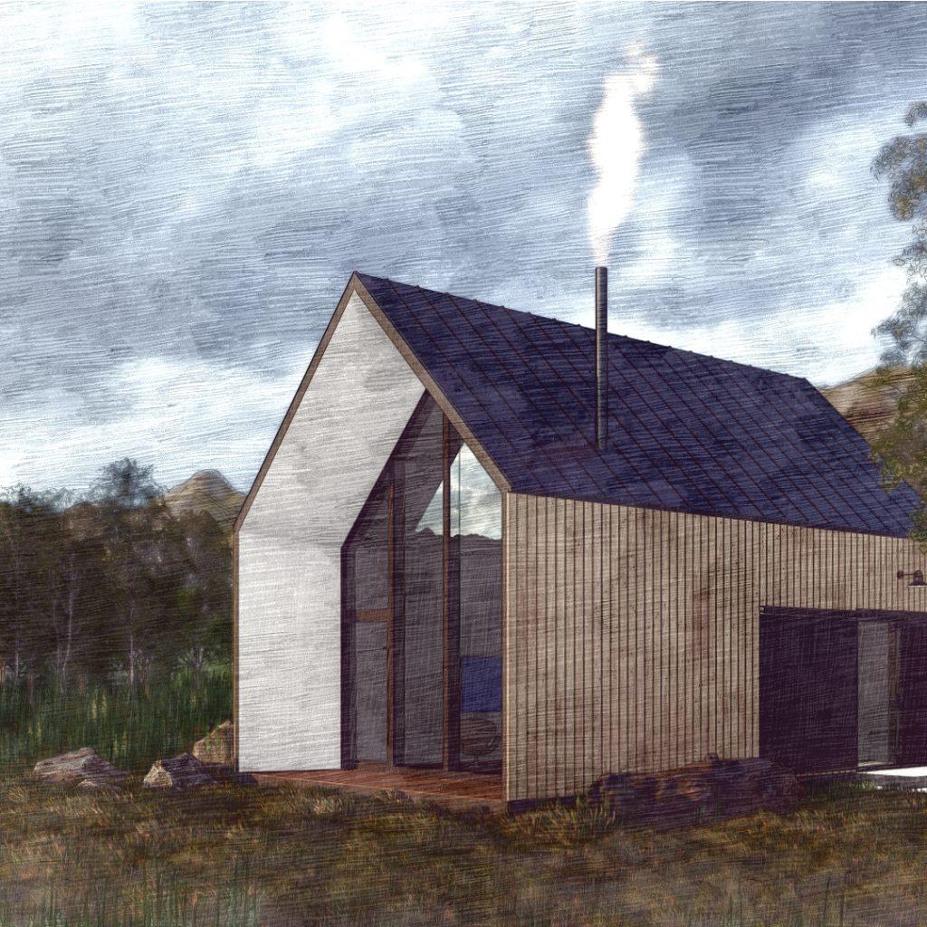 modelovy dom