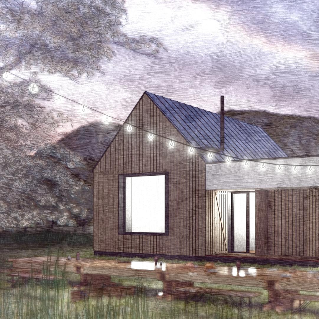 Modelový dom