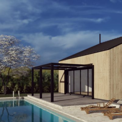Modelový dom D