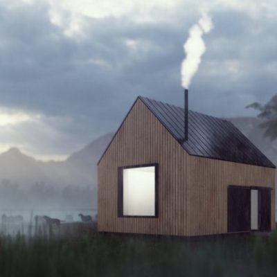 Modelový dom F
