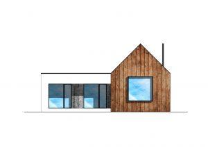 Modelový dom C